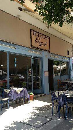 Restaurant Elysse