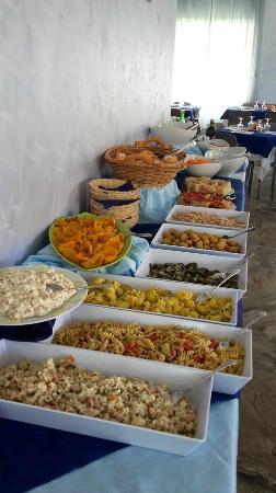 Hotel Clerice: buffet
