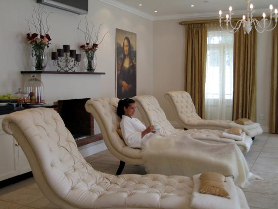Camelot Spa at Le Franschhoek Hotel