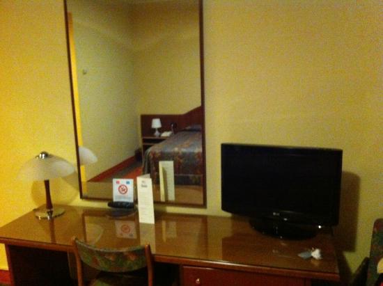 Hotel Plaza Padova: room