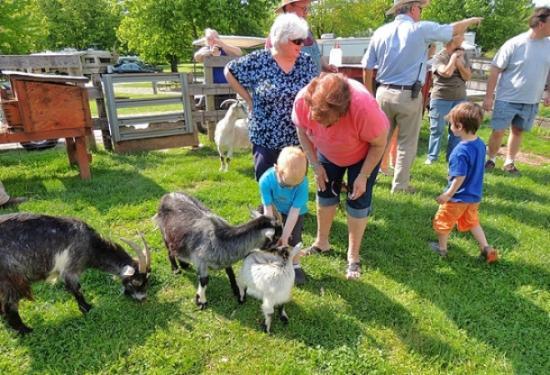 Dover, PA: Farm Life