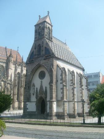 Kaplnka Svateho Michala