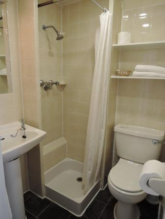 Mabledon Court Hotel: bagno, stanza 13