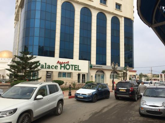Palace Appart Hotel: Hotel