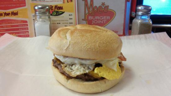 Moe's Burger Joint