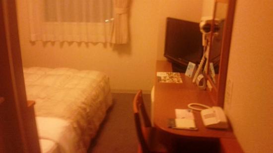Hotel Route Inn Kanazawa Ekimae : テーブル