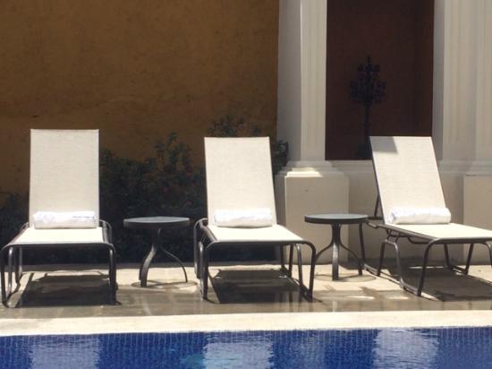 Hotel El Convento: Ganas de sol?