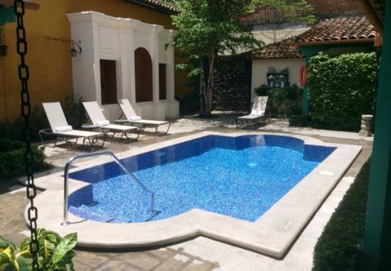 Hotel El Convento: La piscina renovada