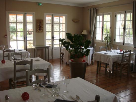 Domaine de Cabasse: Salle du restaurant