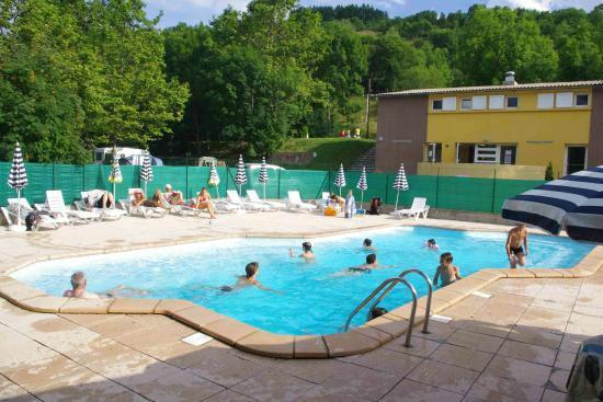 Camping El Paillès: piscine des deux campings
