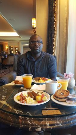 Prestige Level Continental Breakfast