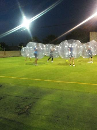Sport's Wear - Bubble Football