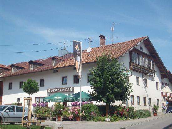 Seeg, Alemania: gemütlicher Gasthof, tolle und schmackhafte Speisenkarte