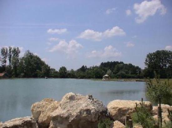Donzy, Франция: Etang