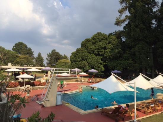 Concordia Hotel: Pool Bar