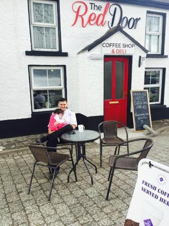 Foto De The Red Door Coffee Deli