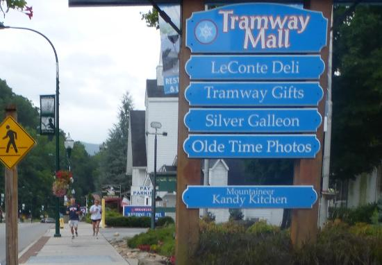 Tramway Mall