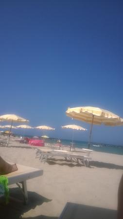 Hotel Rivadoro : spiaggia privata