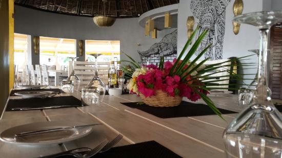 Kola Beach Resort: Restaurant Gold 55