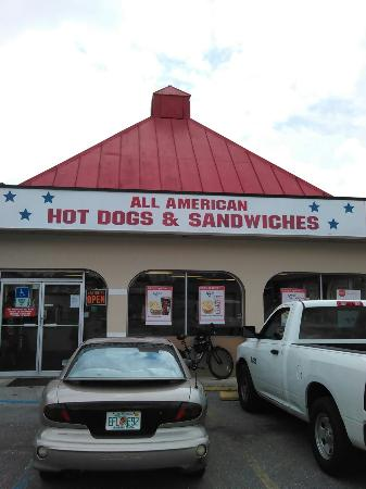 All American Hot Dog & Sandwiches