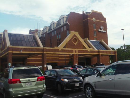 Crowne Plaza Annapolis: Exterior