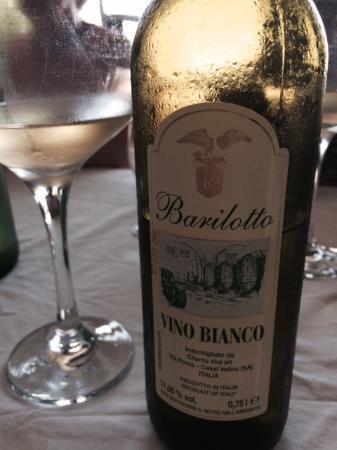 Al Barilotto Del Nonno: Wine made at Al Barilotto