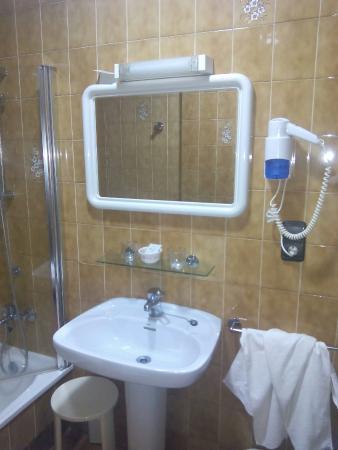 Hotel Delfin Azul: Habitación 120