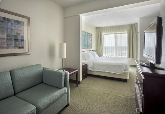 SpringHill Suites Philadelphia Plymouth Meeting: King Suite