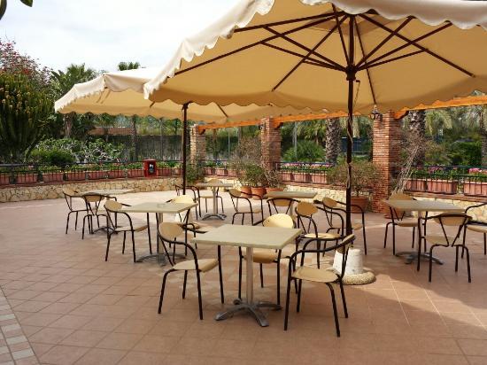 Hotel Caesar Palace: Area relax