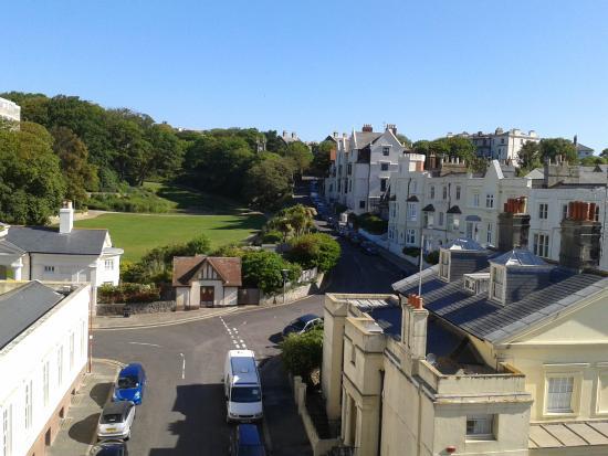 hotel best western victoria park: