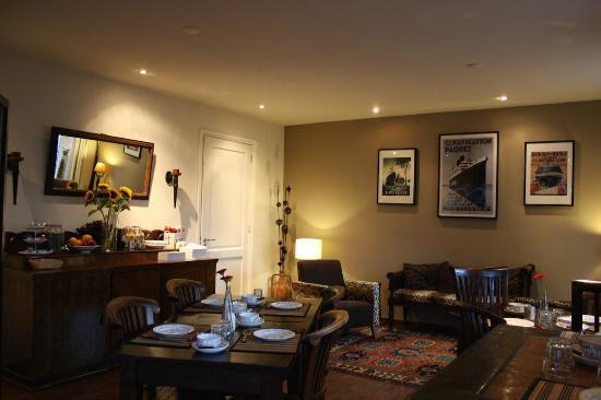 Bed & Breakfast De Boomerang: Dining Breakfast room