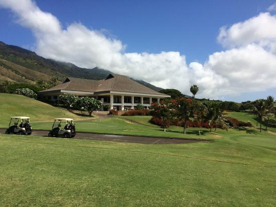 Kahili Golf Course : Clubhouse