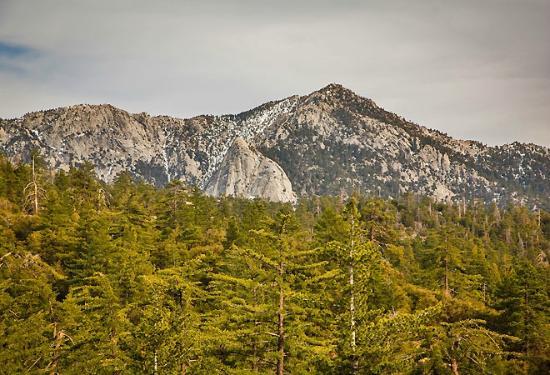Idyllwild, CA: View