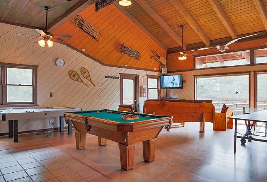 Idyllwild, CA: Billiards