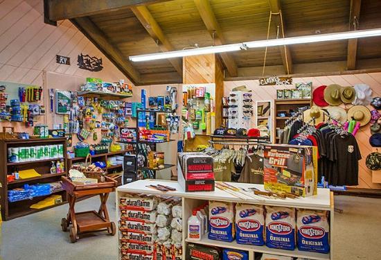 Idyllwild, Califórnia: Store
