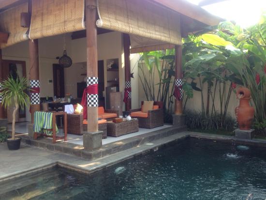 kolam renang pribadi di tiap villa picture of kalicaa