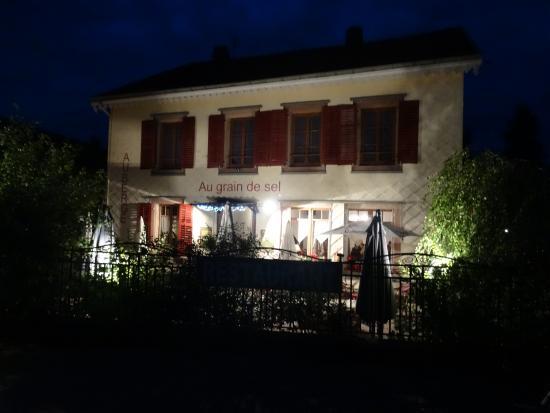 Corcieux, Francia: Vue de l'extérieur