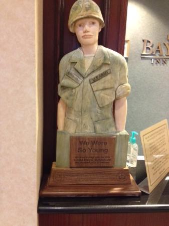 Baymont Inn & Suites Ft. Leonard/Saint Robert: Salute to the 19th Engineers