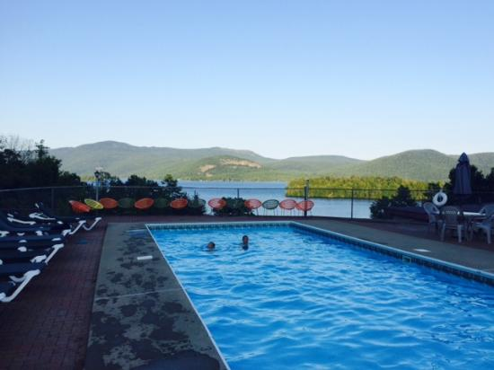 Contessa Lake George Motel & Resort: pool