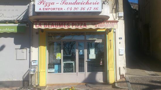 Beaumes Pizza