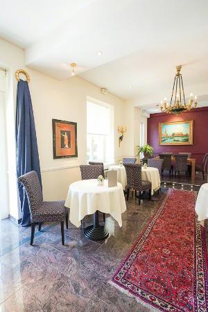 Hotel Sunnehus: Kleines Café / small coffee