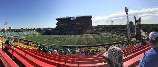 ‪Mosaic Stadium at Taylor Field‬