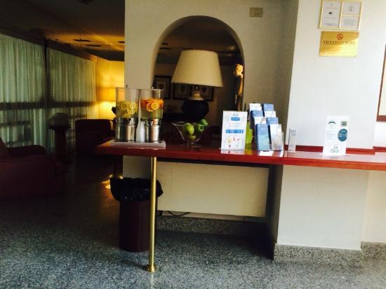 Grand Hotel Terme: Varie