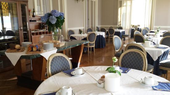 Hotel Ghiffa: Speisesaal