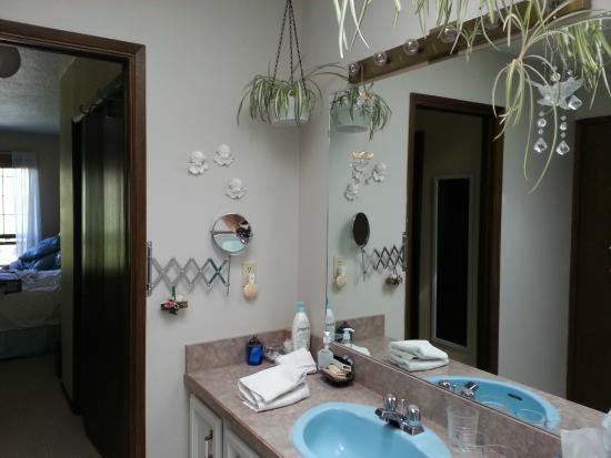 West Kelowna, Kanada: Bathroom