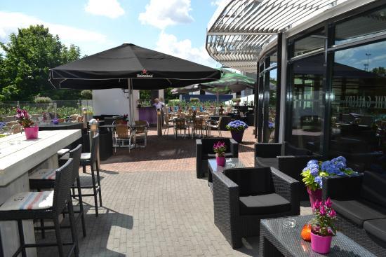 WestCord Art Hotel Amsterdam: Terrace Bar