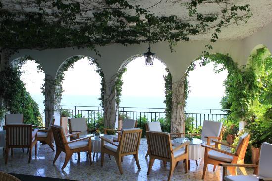 Santa Caterina Hotel: Santa Caterina lounge