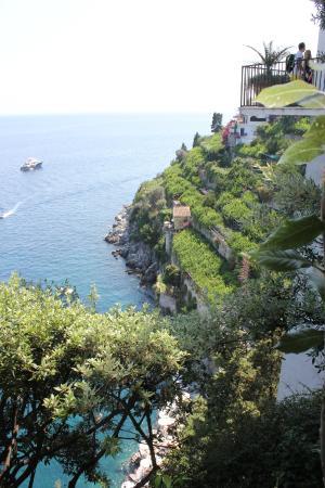 Santa Caterina Hotel: view of Santa Caterina grounds