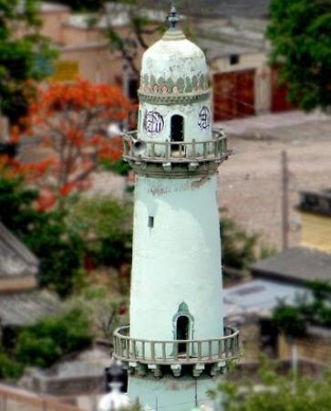Masjid ek minar raichur