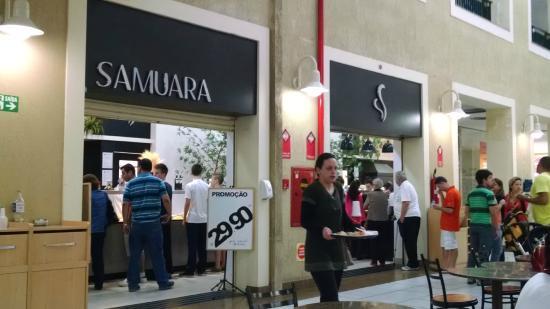 Restaurante Samuara